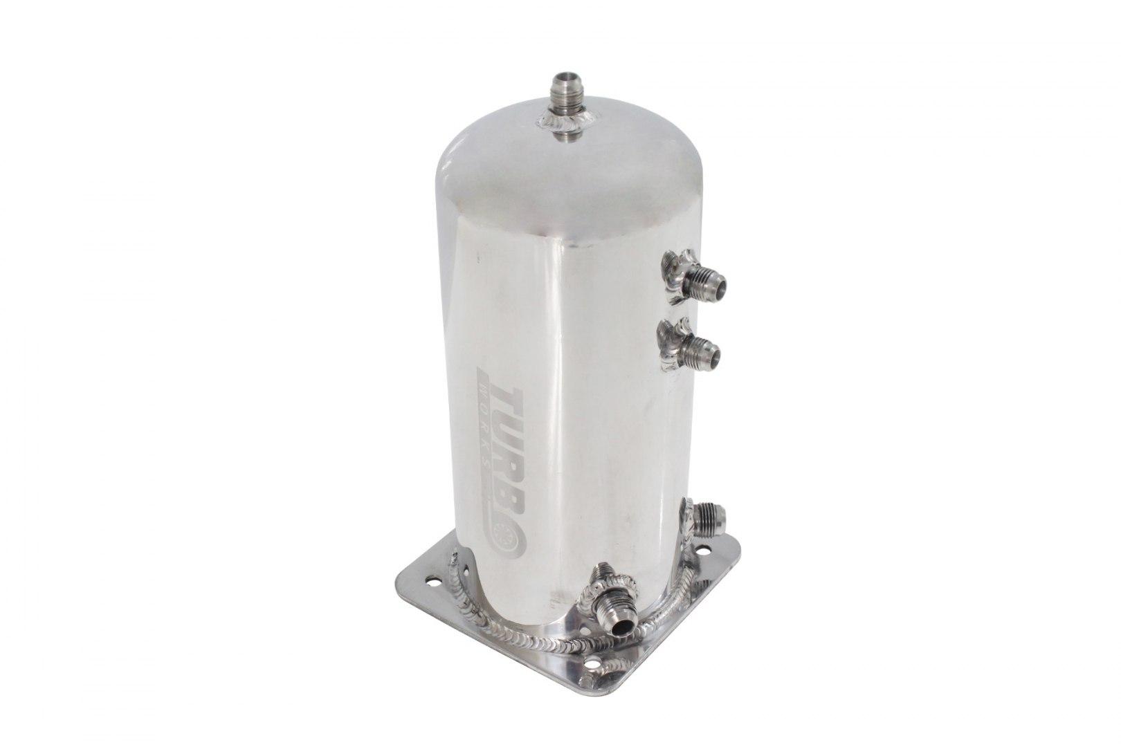 Zbiornik Paliwa TurboWorks 2,5L Swirl Pot - GRUBYGARAGE - Sklep Tuningowy